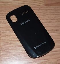 *Replacement* Gray Battery Cover / Door Only For Samsung SGH-i917 Smartphone