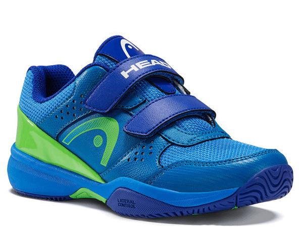 Head Sprint VC 2.0 Junior - Kinder Outdoor Tennisschuhe - blau - 275218  | Ausgezeichneter Wert  | Mode-Muster  | Zu einem niedrigeren Preis