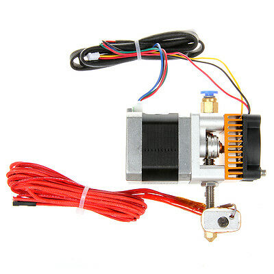 MK8 extruder latest single print head for Reprap Prusa i3 Makerbot 3D printer
