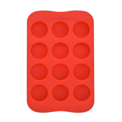 Silicone Ice Cube moule boisson ICE CUBE de cuisson Moule chocolat Coeur Rond Star