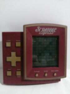 Vintage-Scrabble-express-handheld-Game-1999-Tested-and-working