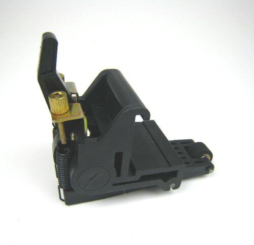Folienhalter Fixierhebel für HobbyCut Plotter Schneideplotter HBC-Serie Modell 2