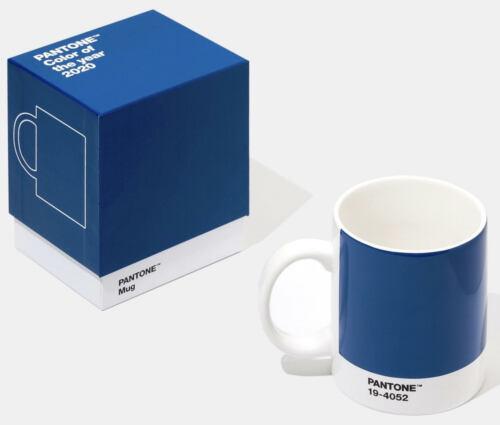 Color de the Year 2020-19-4052 Clásico Azul regalo caja Nuevo PANTONE Taza