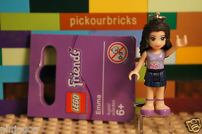Lego 853551 Friends Olivia Keychain New!!