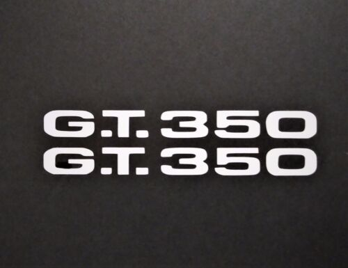GT 350 Vinyl Decal for laptop windows wall car boat
