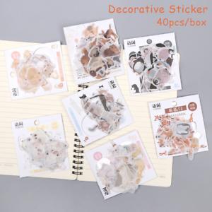Decoration Scrapbooking Galaxy Stickers Diary Label Paper Sticker Phone Decor