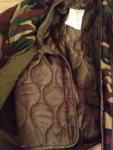 Jakke, camouflage, str. X-large