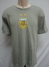 Men's AFA Argentina Futbol Soccer Adidas Performance T Shirt XL