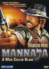Mannaja: A Man Called Blade (DVD, 2004)