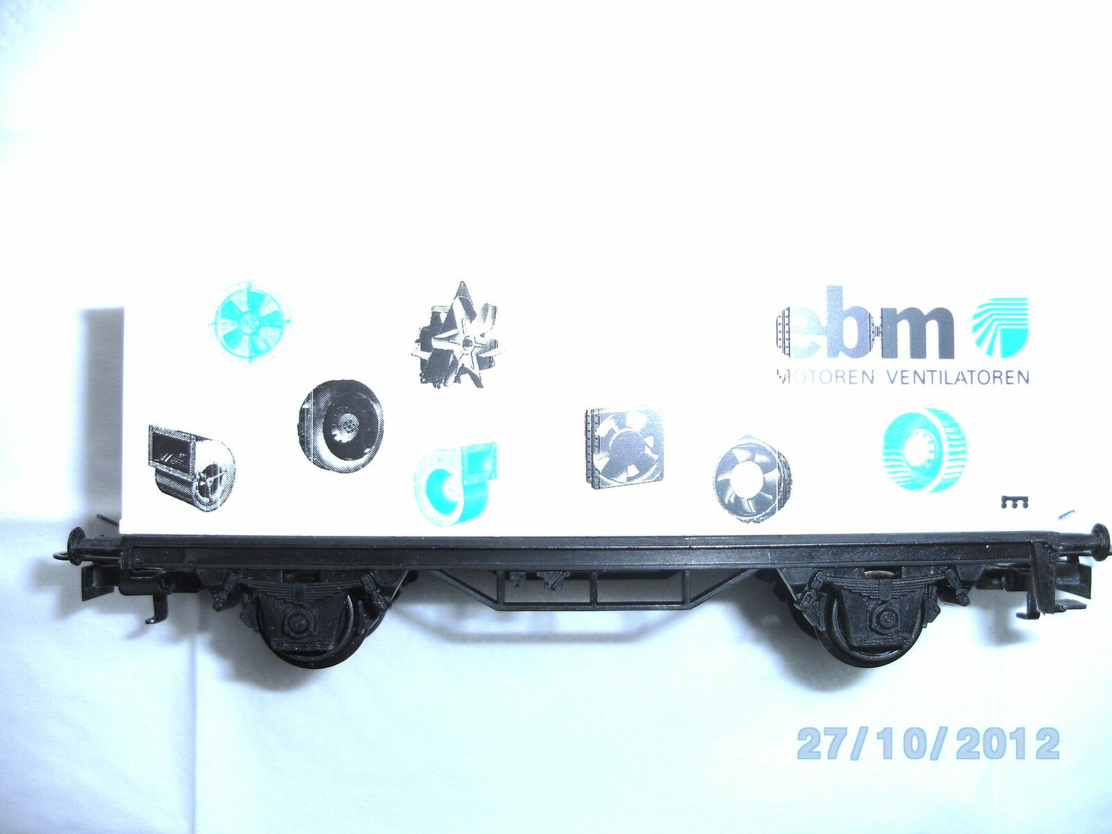 Märklin SoMo ebm (ebm-papst)    Um Zuerst Unter ähnlichen Produkten Rang