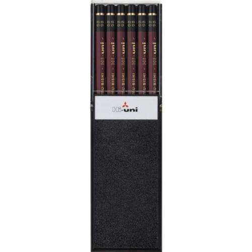 Mitsubishi Pencil Hi-Uni Art Wooden Pencil 1 dozen Pencil hardness 22 Type