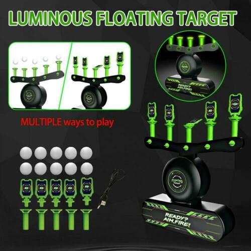 Floating Target Game Floating Ball Shooting Game Hover Shooting Targets Gifts L