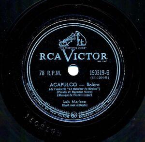 LUIS-MARIANO-on-1950s-RCA-Victor-150319-Canada-Acapulco-Mexico