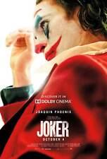 Joaquin Phoenix 2019 Joker Comic Movie 20x30 24x36 Silk Poster 1155