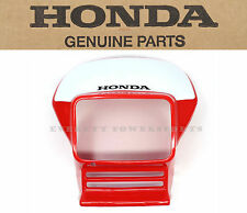 New Genuine Honda Headlight Shroud 1993-2016 XR650 L OEM Red (See Notes) #Y20