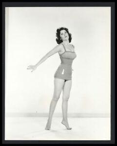 1964 MARY ANN MOBLEY Leggy Pose Vintage Original Photo