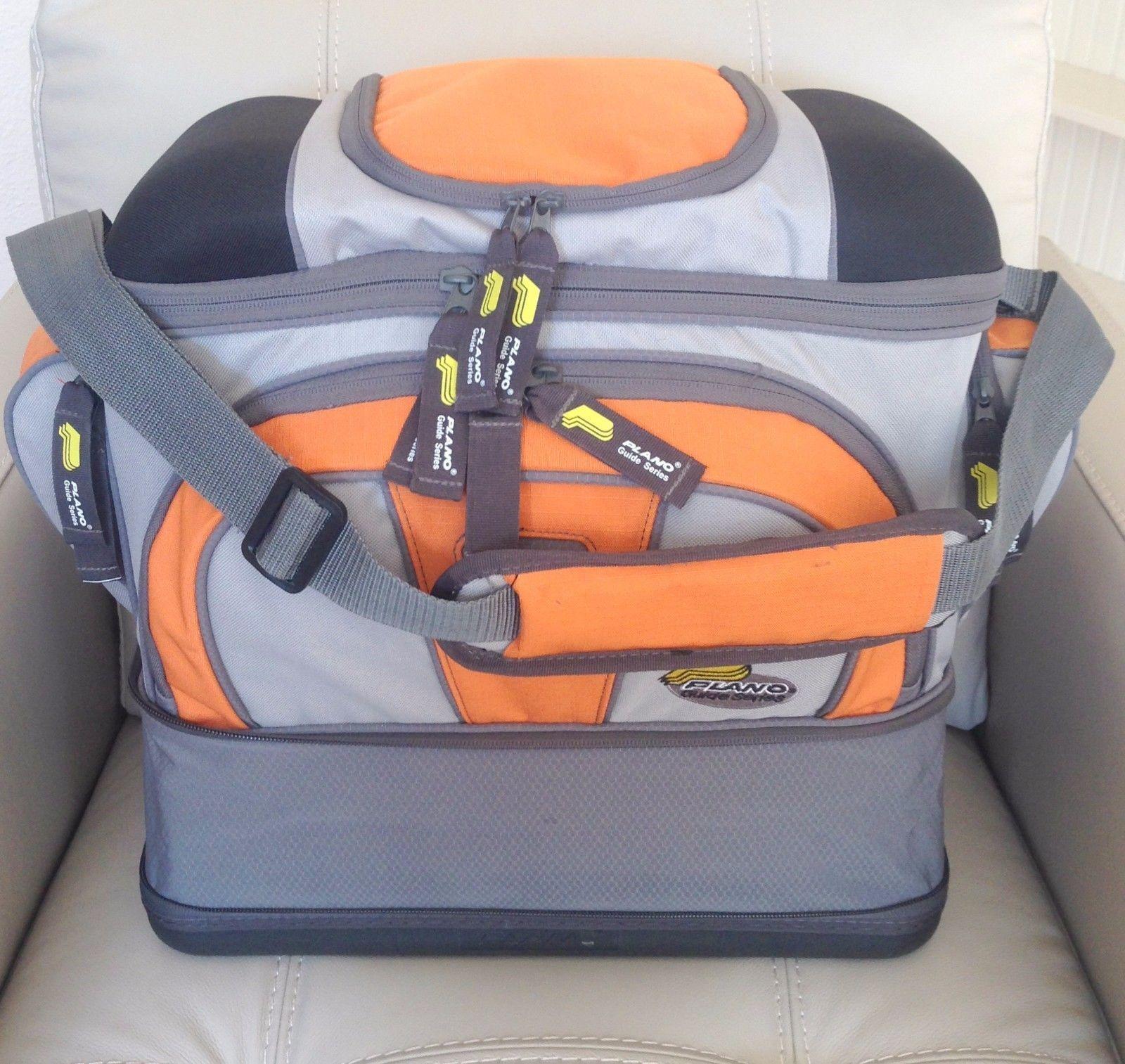 Idea DE REGALO PLANO  Guide Series Bolsa de aparejos de pesca Señuelos con 4-3700 cajas de almacenamiento  garantía de crédito