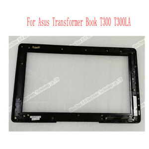Touch-Screen-Digitizer-Glass-5404R-FPC-1-NEW-For-Asus-T300L-T300LA-with-frame