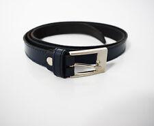Creaciones Juka Spanish Women Leather Belt Size L Blue