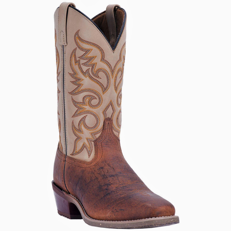 Laredo Men's Rust Barn Stormer Boot 68341
