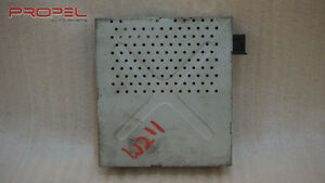 MERCEDES BENZ W211 E CLASS AMPLIFIER RADIO BECKER / P. NO:A2118271642 #246