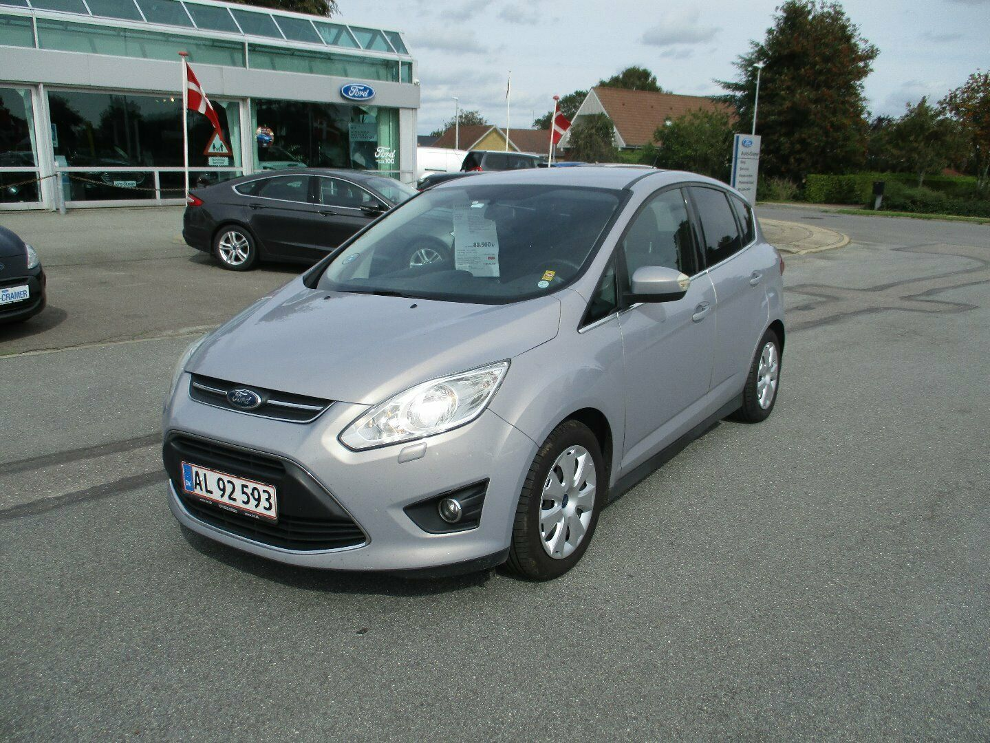 Ford C-MAX 1,6 TDCi 115 Trend 5d
