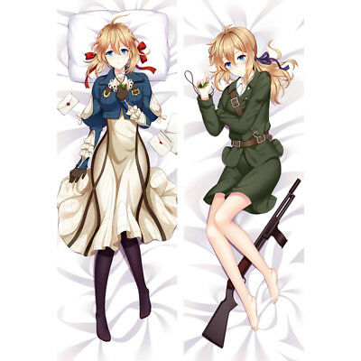 To Love-Ru Dakimakura Eve Anime Pillow Cover Case Hugging Body 35x55cm Cospaly