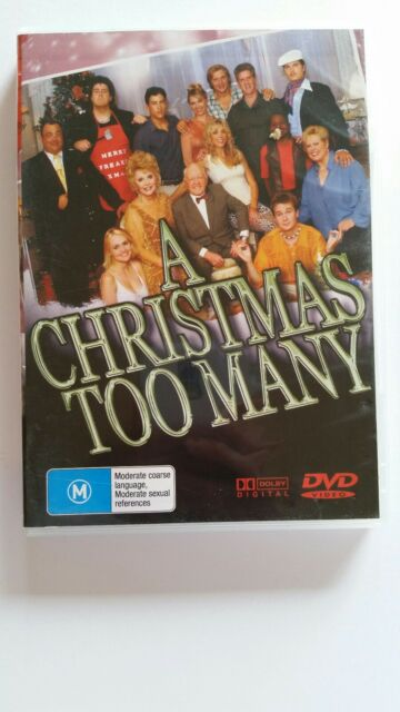 A Christmas Too Many (DVD, 2005) Comedy.  20%OFF 2+