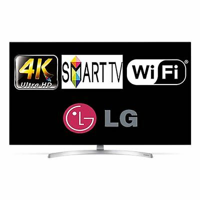 """LG 49SK8500PLA 49"""" Smart LED TV 4K Ultra HD HDR  Built-In WiFi Freeview HD"""