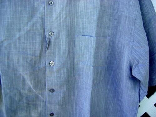 valu LT GRAY NWT big /& tall SHIRT BY SQ WEAR u pick size $80 CLAY offic wear