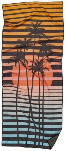 Nomadix Vice Yellow Beach Towel New