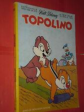 WALT DISNEY- TOPOLINO libretto- n° 1168 c - originale mondadori -anni 60/70