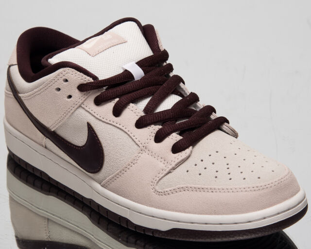 newest collection 982ee 55956 Nike SB Dunk Low Pro Mens Desert Sand Casual Lifestyle Sneakers Shoes  BQ6817-004