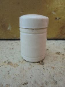 7x Apotheker Dose Biberach Schmuck Schachtel Vintage Pharmacy Box Ø 8 cm //S15