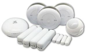 Security Pack domotique 9 modules Fibaro