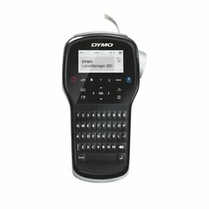 NEW-DYMO-LabelManager-Label-Maker-280P-Hand-Held-Black