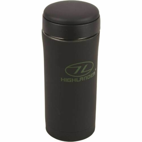 THERMAL INSULASTED FLASK Stainless Steel Ammo Pouch Travel Mug camping hiking x4