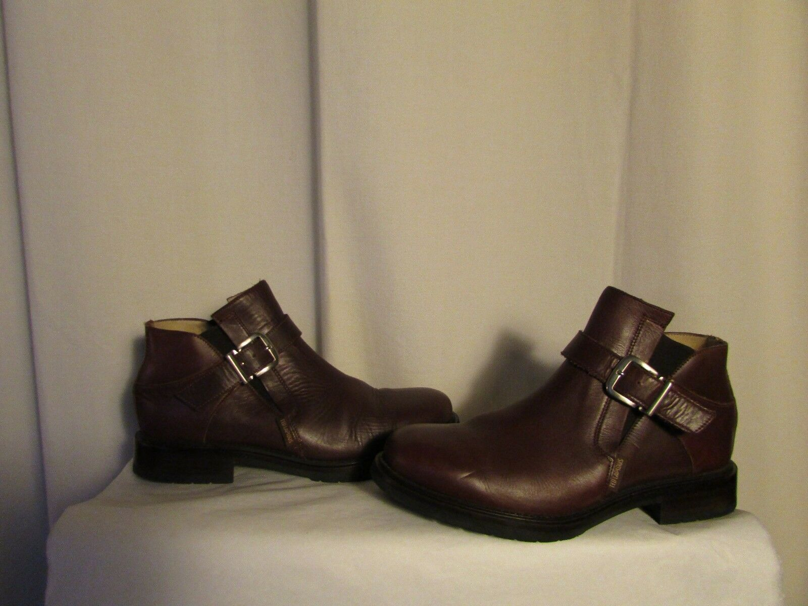 Boots   Boots Ted Lapidus Brown Leather 42
