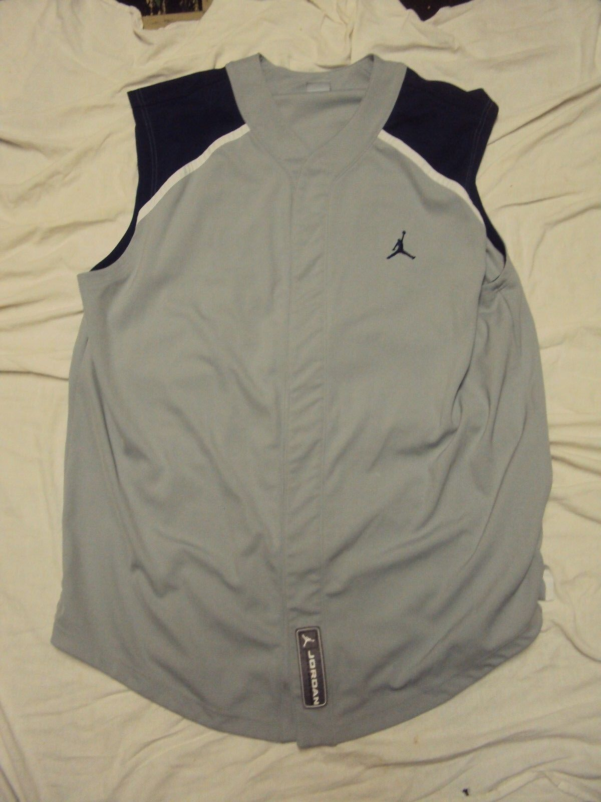 Air Jordan Baseball Vest Adult Size 2XL New Without Tags