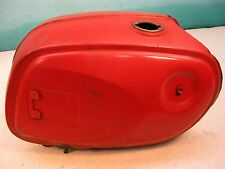 1960's honda dream ca77 305 gas fuel petrol tank h845~