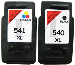 PG-540XL-amp-CL-541XL-Black-amp-Colour-Multipack-Ink-fits-Canon-Pixma-MG3250-Printer