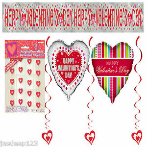 San-Valentin-Decoracion-Fiesta-Suministros-Pancarta-Cuerda-Decoracion-Globos