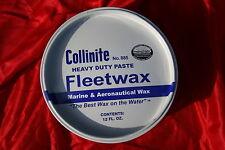 Collinite #885 Heavy Duty Boat Fleetwax  FACTORY FRESH *FREE SHIPPING in USA*