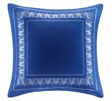 Echo Design Jaipur Yellow Embroidered Euro Pillow Sham Ebay