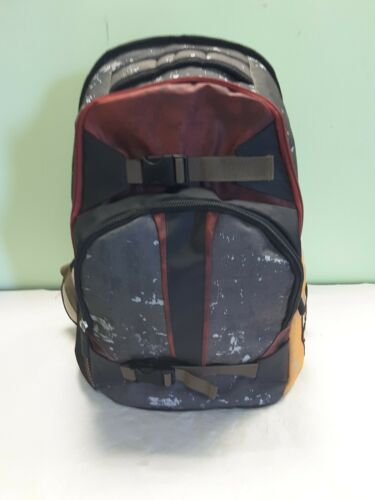 RARE BOBA FETT BACKPACK GREAT CONDITION OFFICIALY