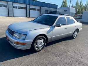 1997 Lexus LS400 400