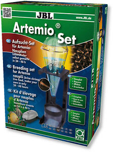 Jbl Artemio Set 1 2 3 4 Aquarium Brine Shrimp Breeding Kit Artemia Hatchery Ebay