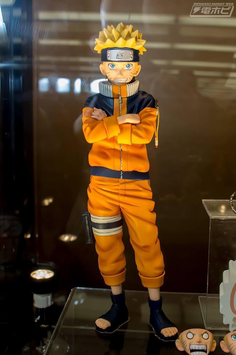 ☀ Naruto Uzumaki Banpresto Shinobi Relations Grandista 2 Figure Figurine Japan ☀