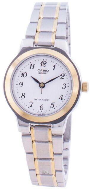 Casio Quartz Analog LTP-1131G-7BRDF LTP-1131G-7BR Women's Watch