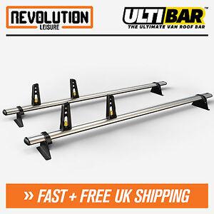 Renault Trafic Roof Rack Bars 2 X Van Ulti Bar H1 Low 2014